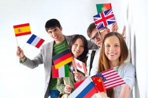 International students and students abroad